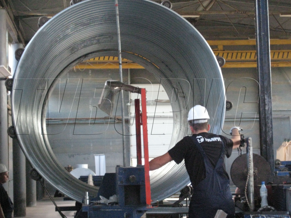 говорит другой: производство трб спирално витых в московской области решил